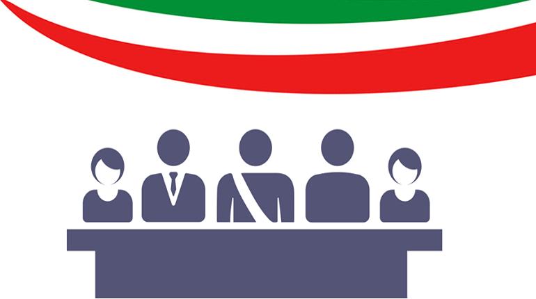 Avviso di riunione del Consiglio Comunale - Lunedì 31/08/20 - ore 18:00