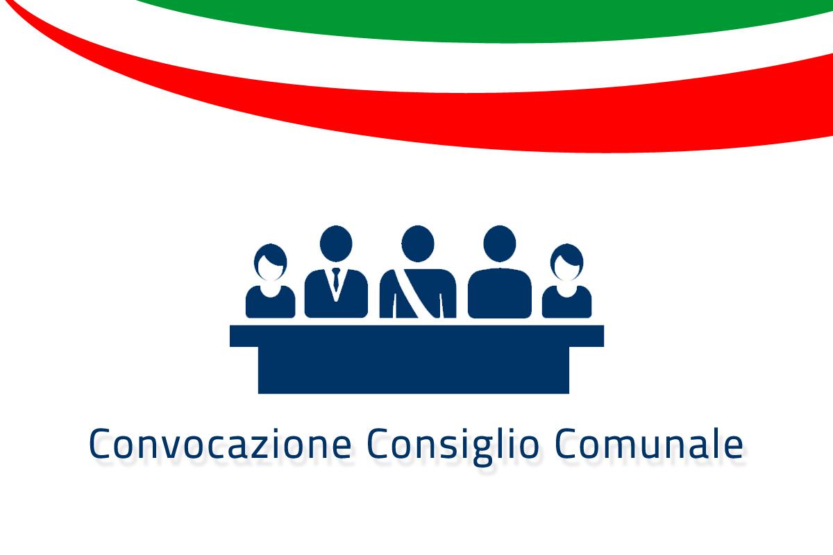 Convocazione consiglio comunale - 28 luglio 2021